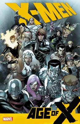 X-Men By Carey, Mike/ Mann, Clay (ILT)