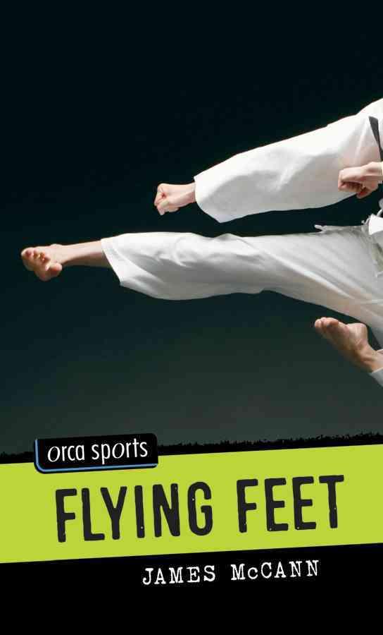 Flying Feet By McCann, James